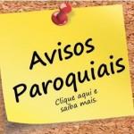 Avisos-Paroquiais